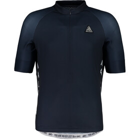 Maloja PlansM. Shortsleeve Bike Jersey Herren mountain lake